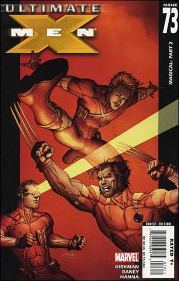 Ultimate X-Men (2000) 73-A by Marvel