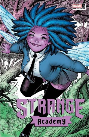 Strange Academy 3-B
