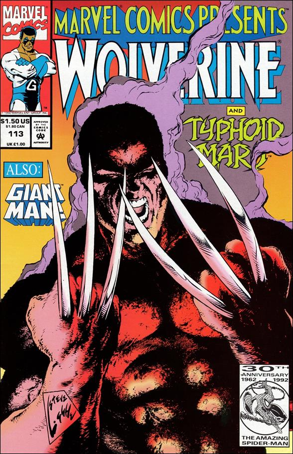Marvel Comics Presents (1988) 113-A by Marvel