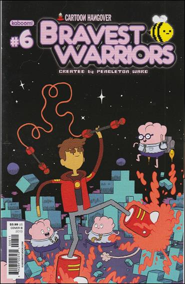 Bravest Warriors 6-B by Kaboom!