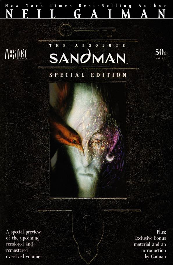 Absolute Sandman Special Edition 1-A by Vertigo
