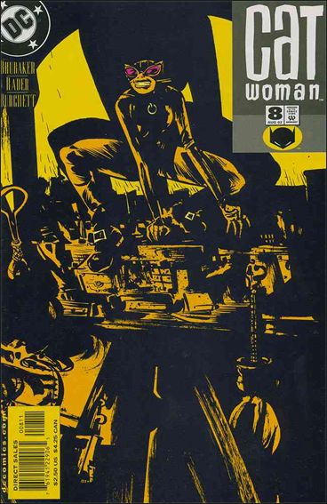 Catwoman (2002) 8-A by DC