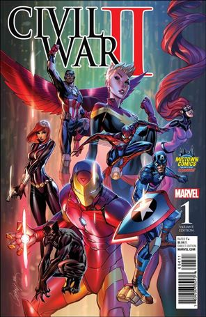 Civil War II 1-TG