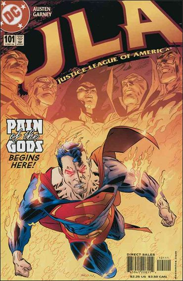 JLA 101-A by DC