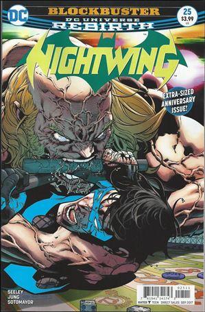 Nightwing (2016) 25-A
