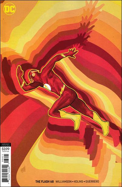 Flash (2016) 68-B by DC