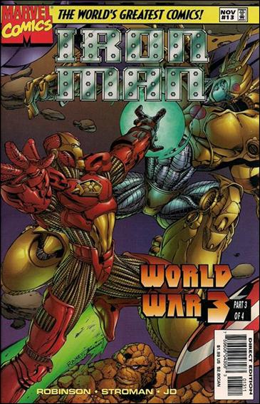 Iron Man (1996) 13-A by Marvel