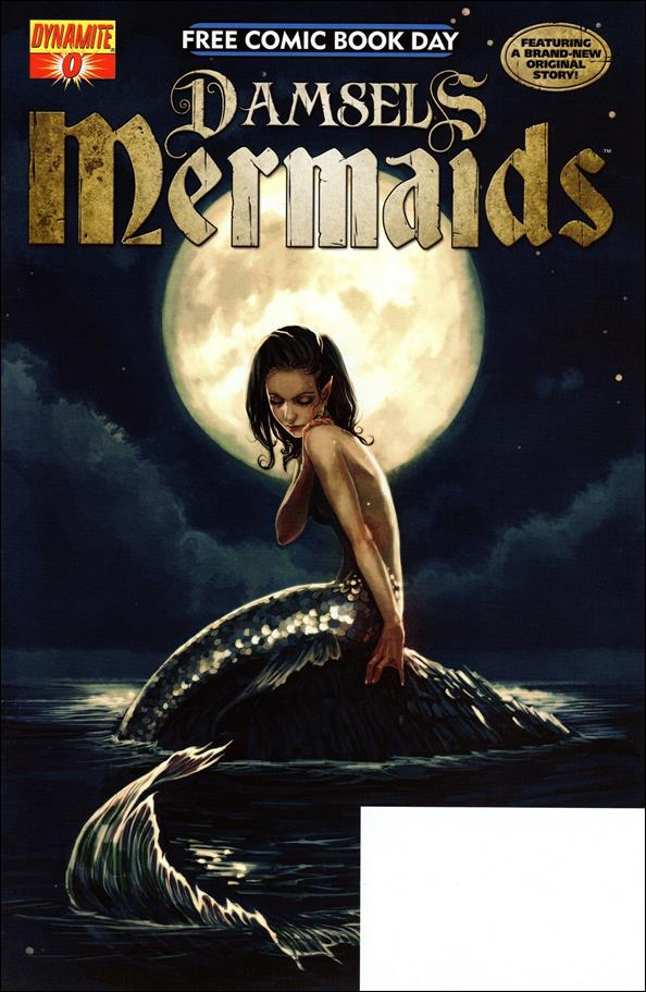 Damsels: Mermaids 0-A by Dynamite Entertainment
