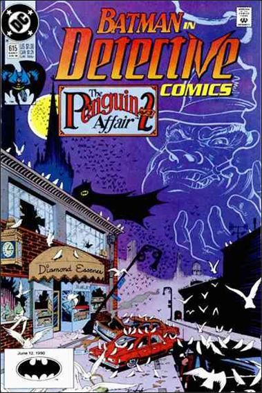 Detective Comics (1937) 615-A by DC