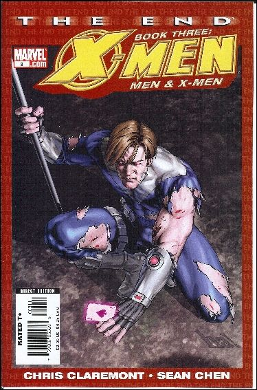 X-Men: The End (2006) 3-A by Marvel