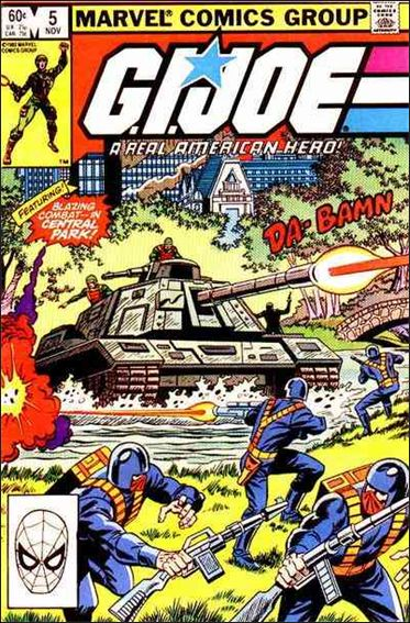 G.I. Joe: A Real American Hero 5-A by IDW