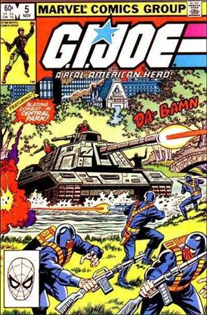 G.I. Joe: A Real American Hero 5-A