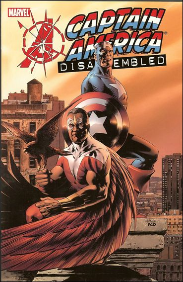 Avengers Disassembled: Captain America 1-A by Marvel