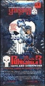 Punisher: Guts and Gunpowder 1-A by Comic Images