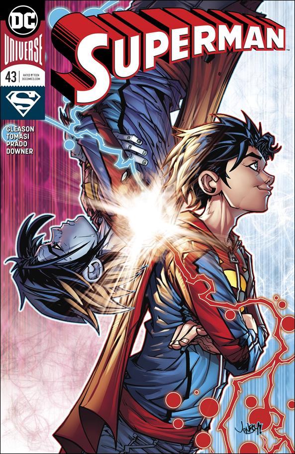 Superman (2016) 43-B by DC