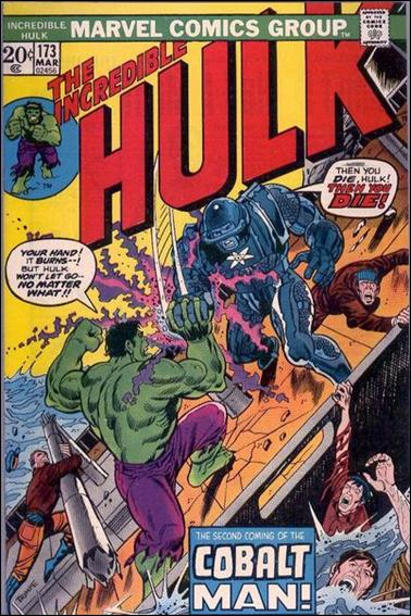 Incredible Hulk (1968) 173-A by Marvel
