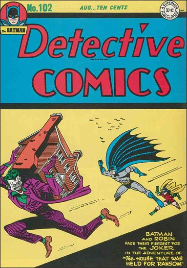 Detective Comics (1937) 102-A by DC