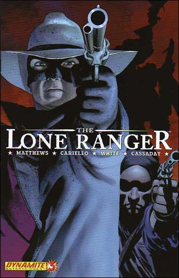 Lone Ranger (2006) 3-A by Dynamite Entertainment