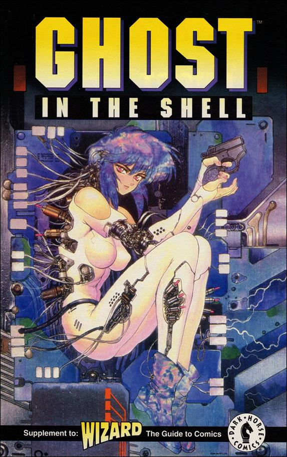 Ghost in the Shell Ashcan 1-A by Dark Horse