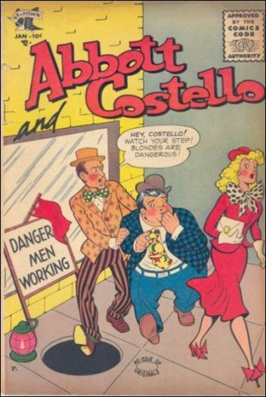 Abbott and Costello (1948) 35-A by St. John