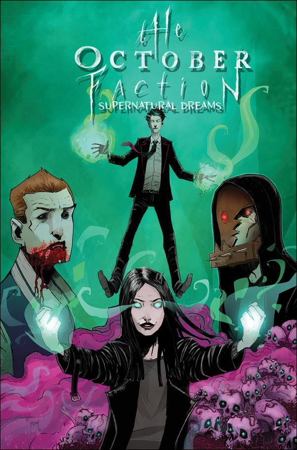 October Faction 5-A by IDW