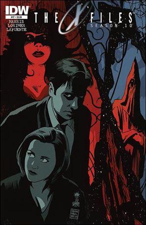 X-Files: Season 10 17-A