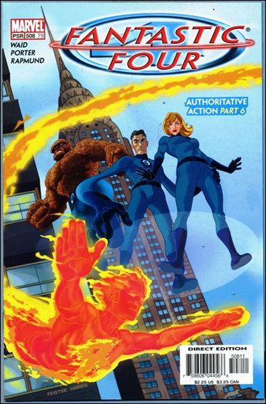 Fantastic Four (1961) 508-A by Marvel