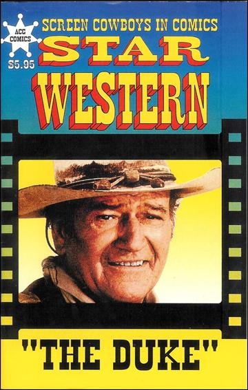 Star Western 2-A by America's Comic Group (ACG)