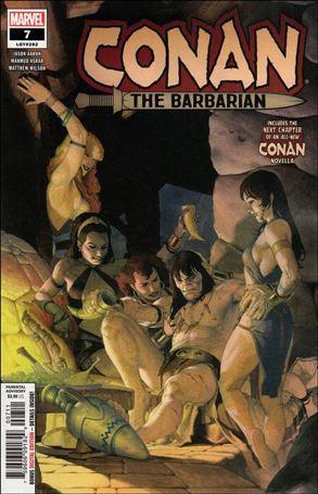 Conan the Barbarian (2019) 7-A