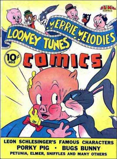 Looney Tunes and Merrie Melodies 2-A by Dell
