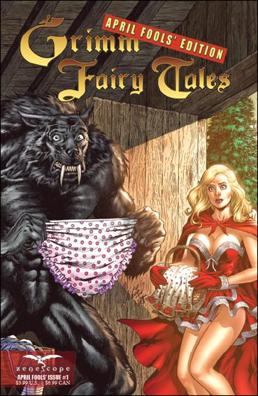 Grimm Fairy Tales: April Fools' Edition 1-A by Zenescope Entertainment