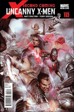 Uncanny X-Men (1981) 525-A