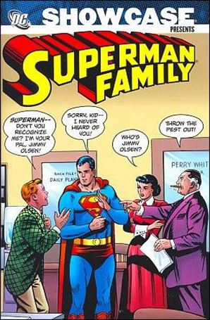 Showcase Presents Superman Family 2-A