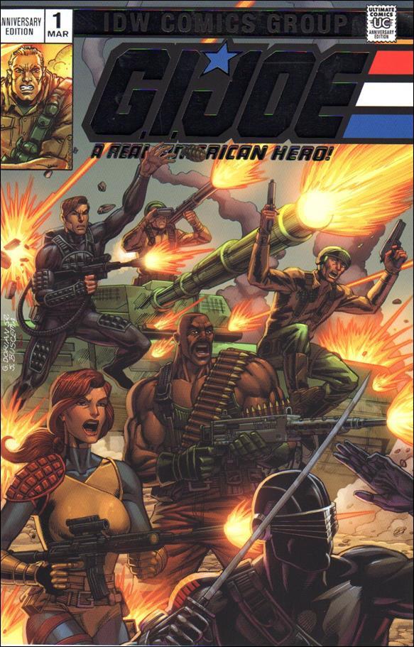 G.I. Joe: A Real American Hero 1-I by IDW