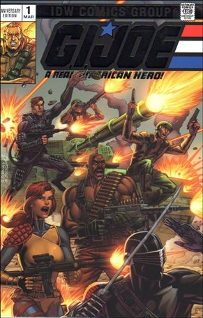 G.I. Joe: A Real American Hero 1-I