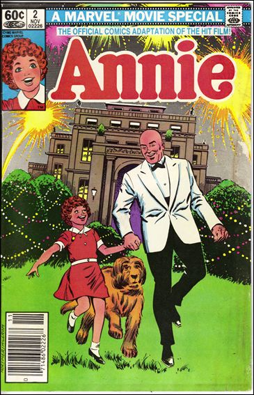 Annie 2-A by Marvel