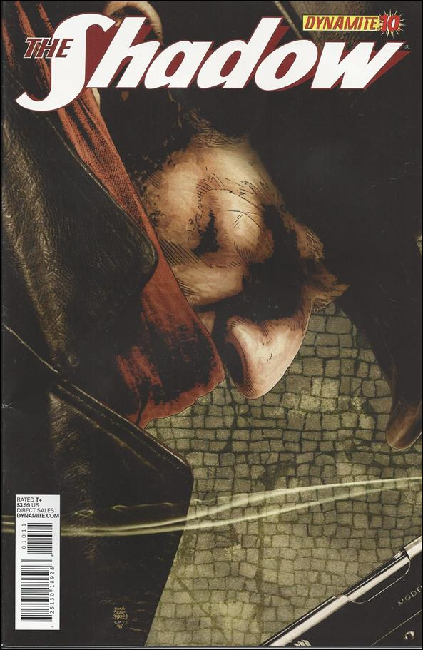 Shadow (2012) 10-C by Dynamite Entertainment
