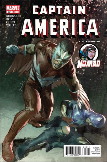 Captain America (1968) 604-A by Marvel