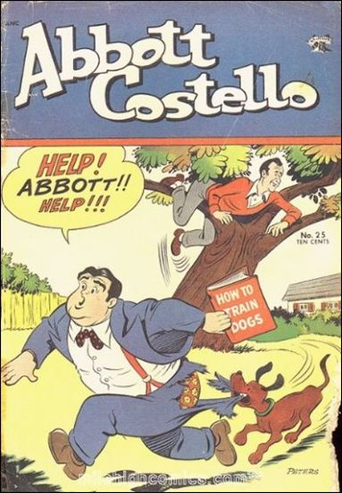 Abbott and Costello (1948) 25-A by St. John