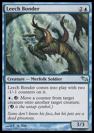 Magic the Gathering: Shadowmoor (Base Set)43-A by Wizards of the Coast
