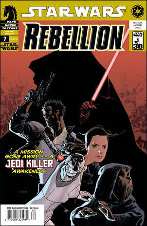 Star Wars: Rebellion 7-A by Dark Horse