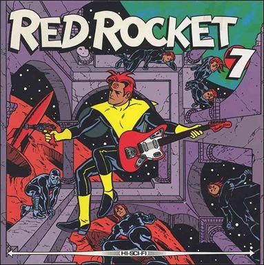 Red Rocket 7 4-A by Dark Horse