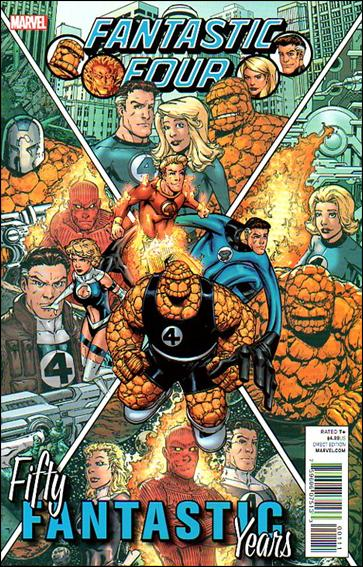 FF: Fifty Fantastic Years 1-A by Marvel