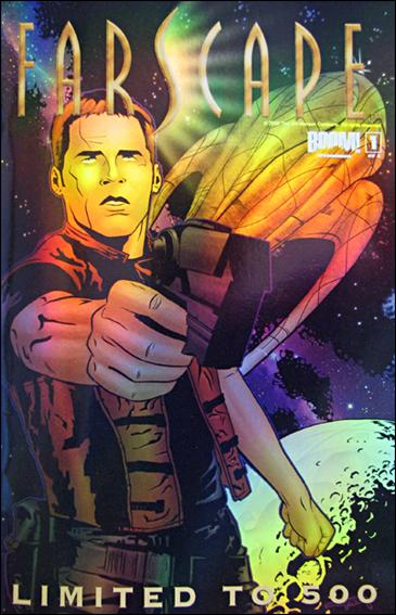 Farscape (2008) 1-E by Boom! Studios