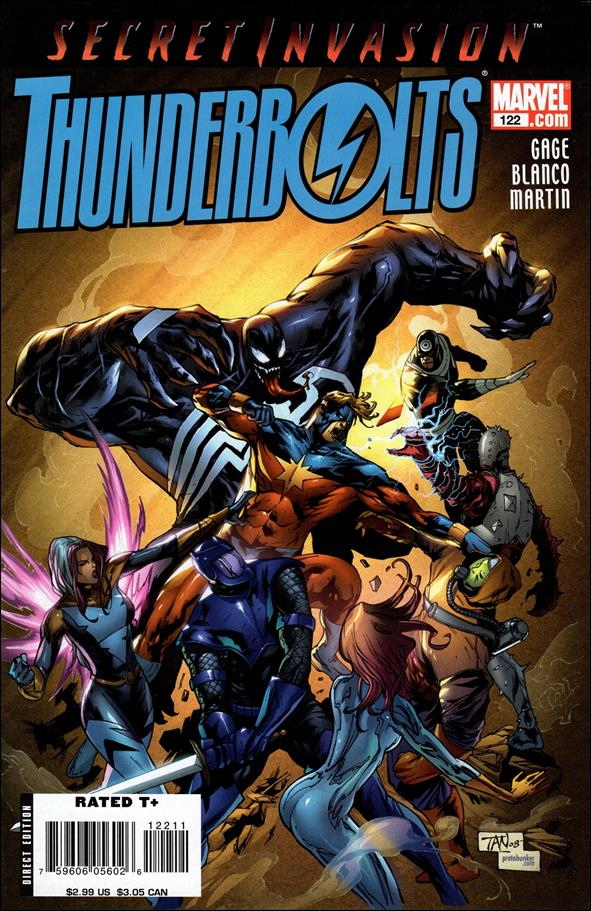 Thunderbolts (1997) 122-A by Marvel