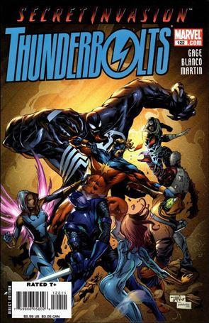 Thunderbolts (1997) 122-A