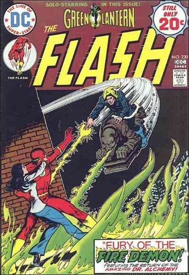 Flash (1959) 230-A by DC