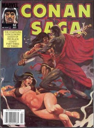 Conan Saga 52-A
