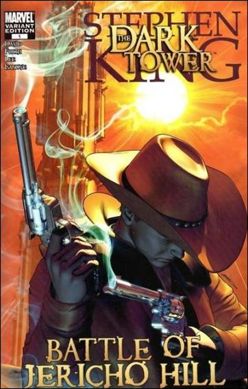 Dark Tower: The Battle of Jericho Hill 1-B by Marvel