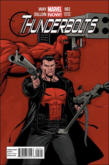 Thunderbolts (2013) 2-B by Marvel